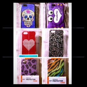 Phone cases for iphone 5/5s